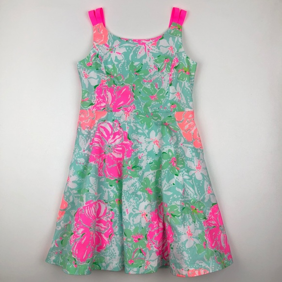 Lilly Pulitzer Other - Lilly Pulitzer Girls' Charlie Fit and Flare Dress
